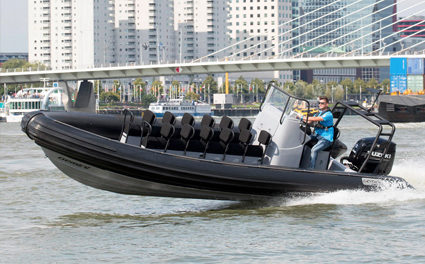 Wat is een RIB boot?