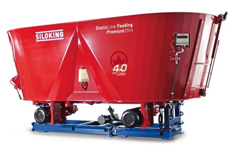 Siloking staticline feeding 4.0