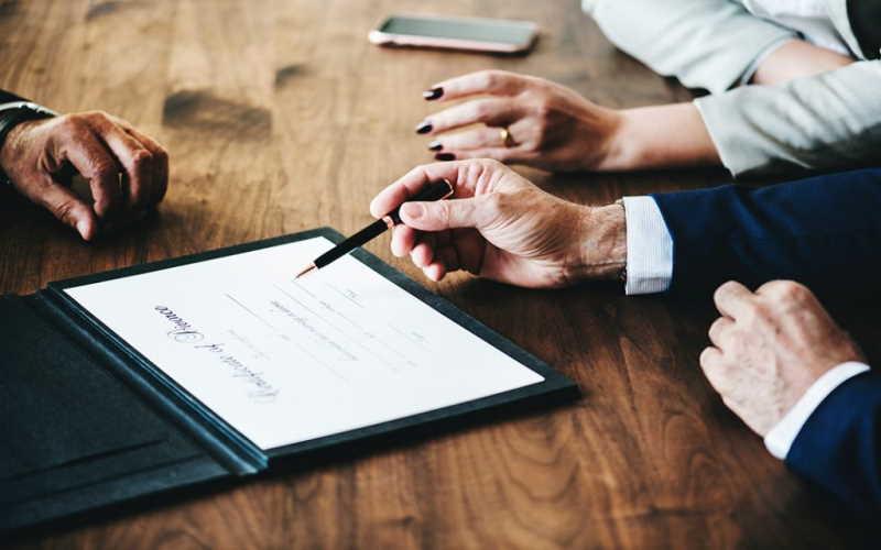 Belangrijkste eigenschappen digitale handtekening
